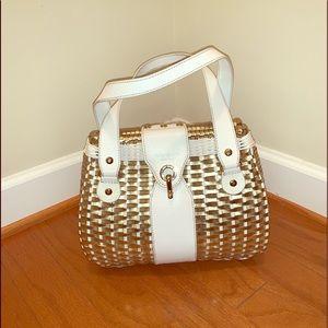 Kate Spade Havana Lawn Chair handbag